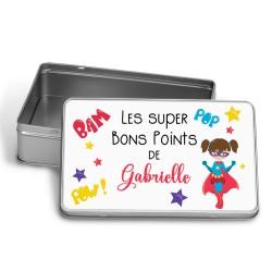 Boite_a_bon_point_super_hero_fille_brune