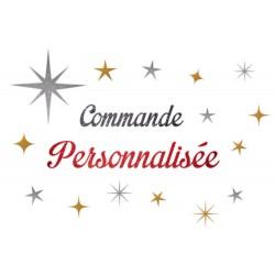 Commande Personnalisée Julie K