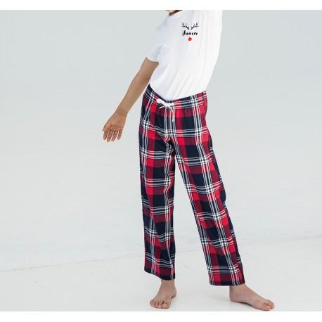Pyjama de Noël Personnalisé - Modèle Enfant/ Bébé