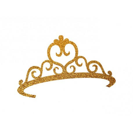 flex thermocollant couronne de princesse
