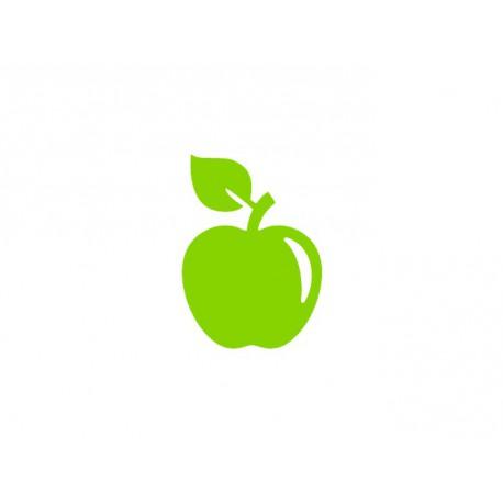 appliqué thermocollant pomme