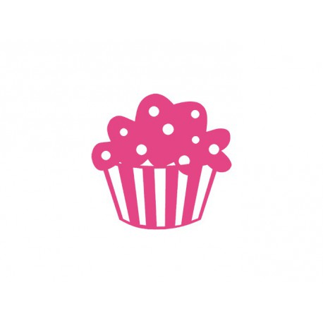 flex thermocollant cupcake