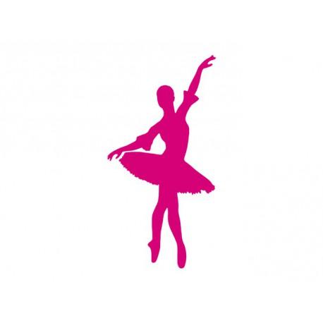 appliqué thermocollant danseuse