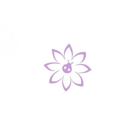 appliqué fleur a thermocoller