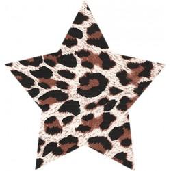 Feuille de Flex leopard