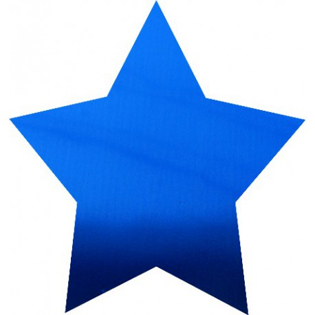 Feuille de Flex Bleu Métal