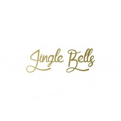 "Appliqué thermocollant ""Jingle bells"""