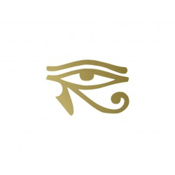 """Appliqué """"Œil d'horus"""" Œil egyptien à thermocoller"""