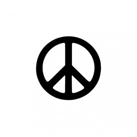logo peace and love flex