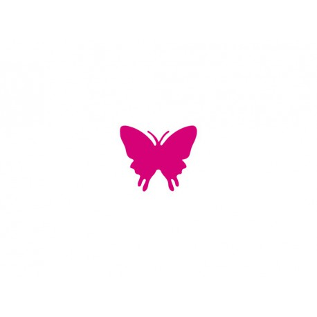 motif thermocollant papillon