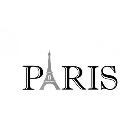 Appliqué thermocollant Paris