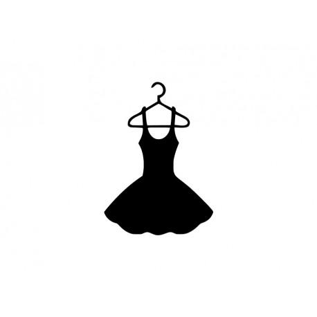motif robe en flex thermocollant
