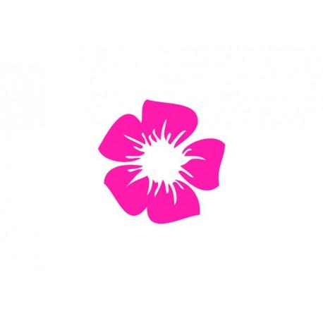 ecusson thermocollant fleur