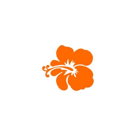 flex thermocollant motif fleur