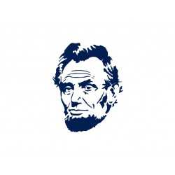flocage abraham lincoln
