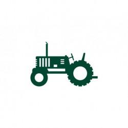 "Motif à thermocoller "" Tracteur V1"""
