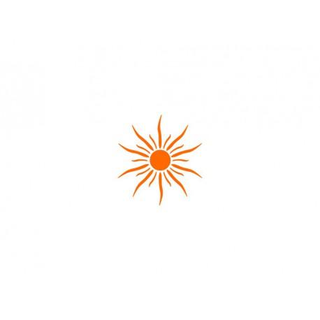 soleil en flex thermocollant