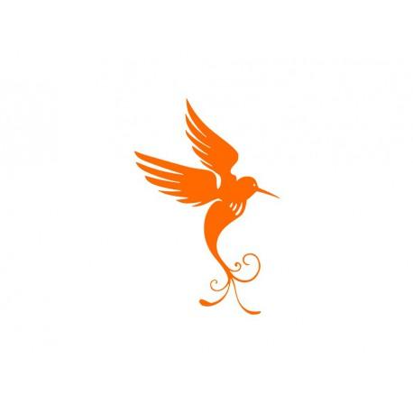ecusson oiseau a thermocoller
