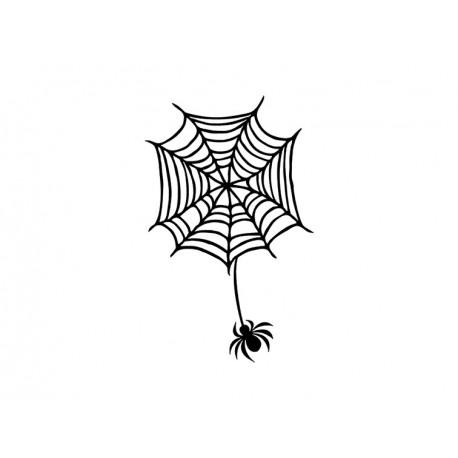 transfert flex toile d'araignée