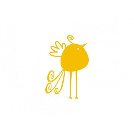 appliqué thermocollant oiseau