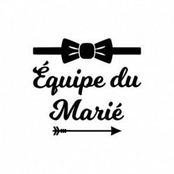 """Transfert enterrement de Vie de garcon """" Equipe du Marié V2"""""""