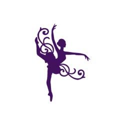 Ballerine Arabesque