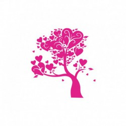 arbre_coeur_en flex_thermocollant
