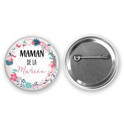 Badge cadeau invité personnalisé - Goodies personnalisé mariage