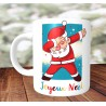 Mug Santa Dab - Mug cadeau de Noël