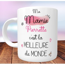 mug_cadeau_mamie_mug_meilleure_mamie_du_monde_mug_mamie_personnalisé